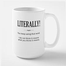 Literally Mugs