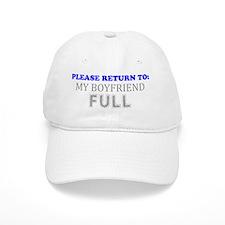 please return to my boyfriend full Baseball Cap