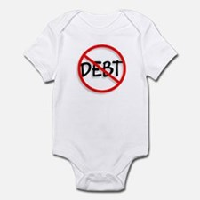 No Debt Infant Bodysuit