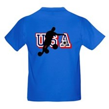 USA Soccer Player T