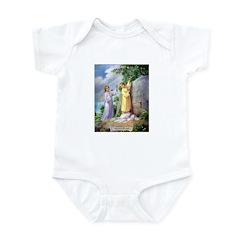 Ten Commandments - Shalt Not Infant Bodysuit