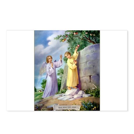 Ten Commandments - Shalt Not Postcards (Package o