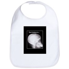 foot in mouth xray Bib