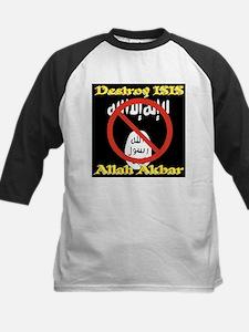 Destroy ISIS No Symbol Allah Tee