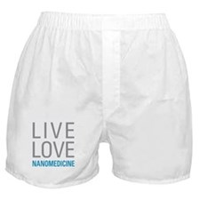 Nanomedicine Boxer Shorts