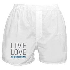 Neuroanatomy Boxer Shorts
