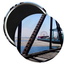 Beach Ferris Wheel Magnet