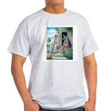 Ten Commandments - Mother and T-Shirt