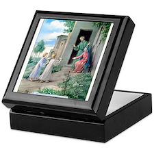 Ten Commandments - Mother and Keepsake Box