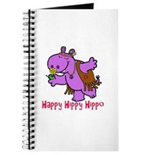Happy Hippy Hippo Journal