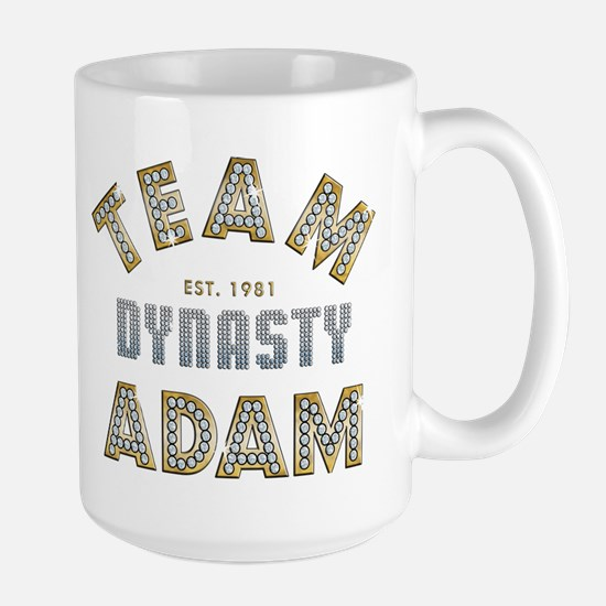 Dynasty Team Adam Mugs