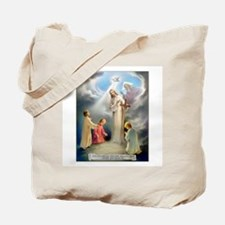 Ten Commandments - I Am The L Tote Bag
