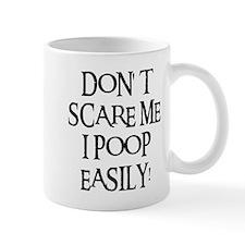 I POOP EASILY! Mug