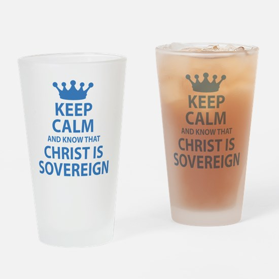Cool Covenant Drinking Glass