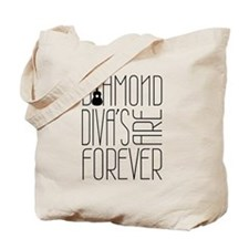 Cute Diamonds Tote Bag