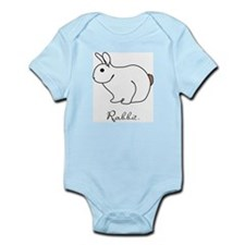 Rabbit Infant Creeper