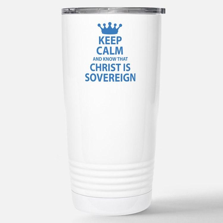 Cute Covenant Travel Mug