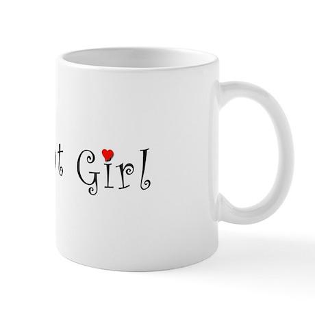 Vermont Girl T-shirts Mug