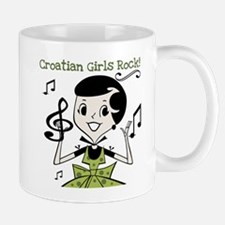 Croatian Girls Rock Mug
