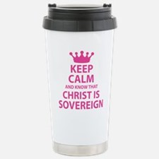 Unique Covenant Travel Mug