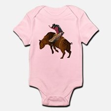 Cowboy - Bull Rider NO Text Infant Bodysuit