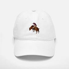 Cowboy - Bull Rider NO Text Baseball Baseball Cap