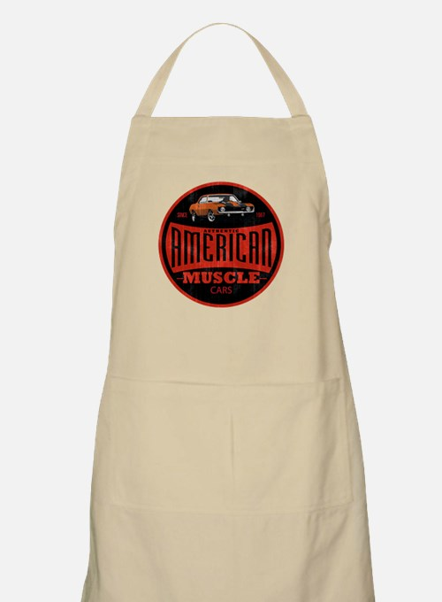 CHEVY MUSCLE Apron