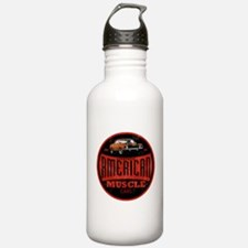CHEVY MUSCLE Water Bottle