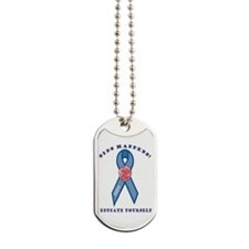 SIDS Happens! Dog Tags