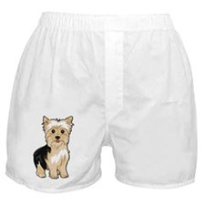 Yorkie Lover Boxer Shorts