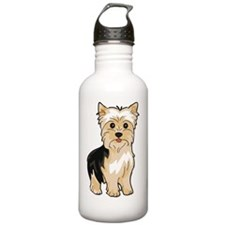 Yorkie Lover Water Bottle