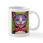 Merry Christmas Cat Mug