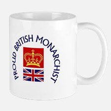 British Monarchist Mug