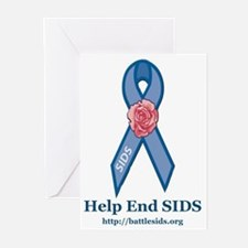 Help End SIDS Greeting Cards (Pk of 10)