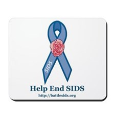 Help End SIDS Mousepad