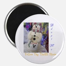 Adopt Me Snowman. Ytts Magnets