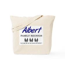 Albert Family Reunion Tote Bag