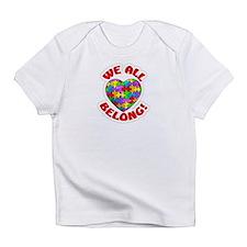 Cute We speak Infant T-Shirt