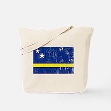 Vintage Curacao Tote Bag
