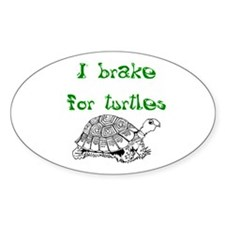 Unique Pet turtles Decal