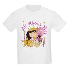 Cute Third birthday T-Shirt
