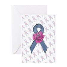 SIDS Ribbon Greeting Card