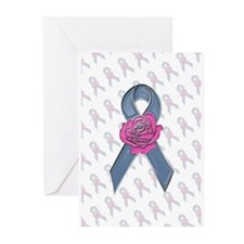 SIDS Ribbon Greeting Cards (Pk of 10)