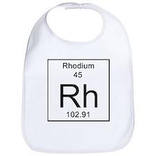 45. Rhodium Bib