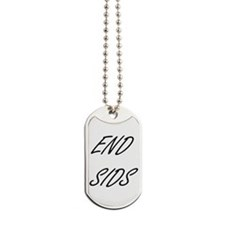 End SIDS Dog Tags