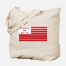 Whiskey Rebellion Flag Tote Bag
