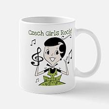 Czech Girls Rock Small Small Mug