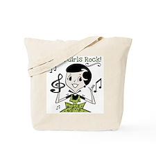 Czech Girls Rock Tote Bag