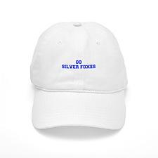Silver Foxes-Fre blue Baseball Baseball Cap