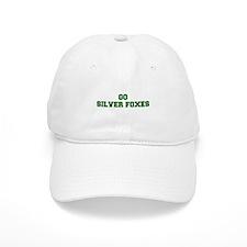 Silver Foxes-Fre dgreen Baseball Baseball Cap